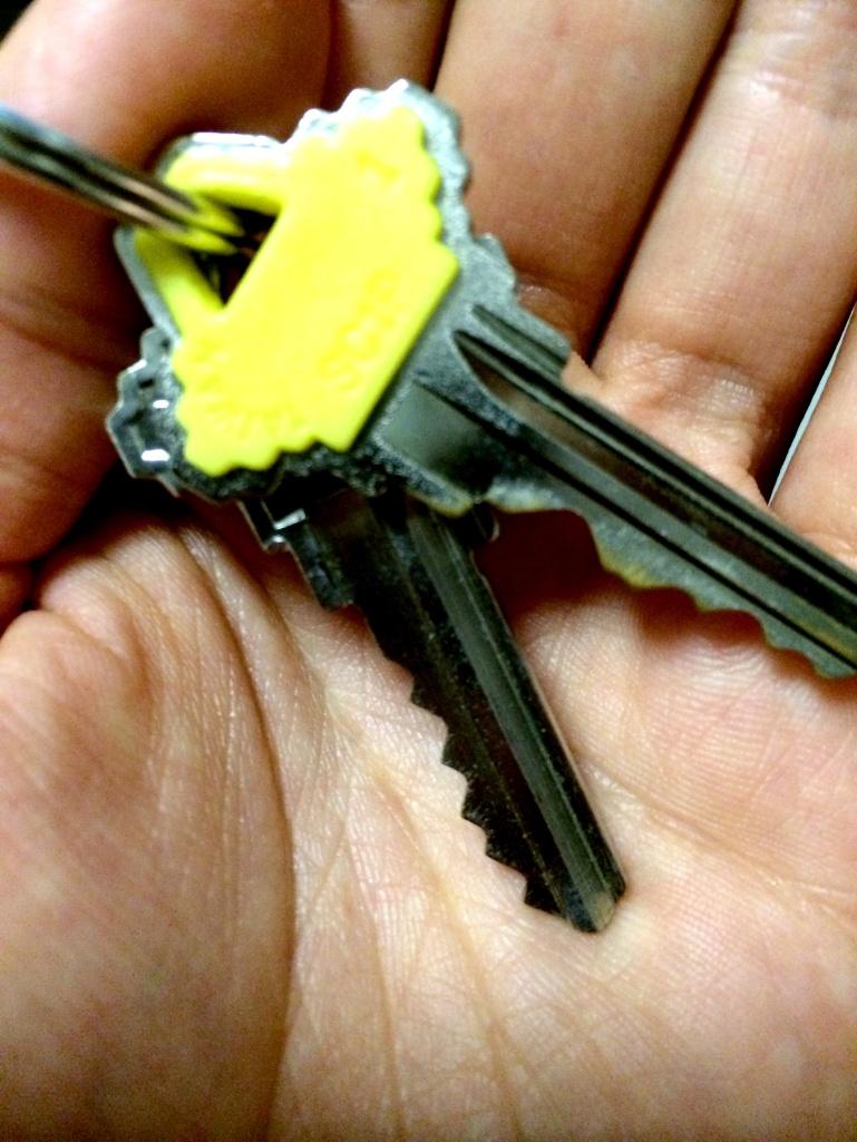 Apartment Keys