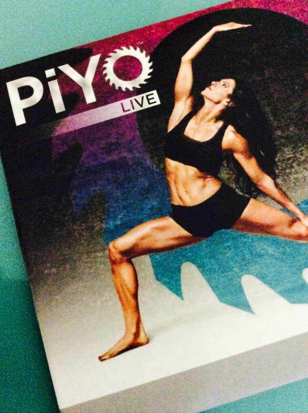 My PiYo DVD